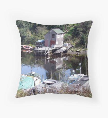 Herring Cove (1) Throw Pillow