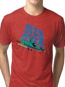 Dive! Dive! Dive! Tri-blend T-Shirt