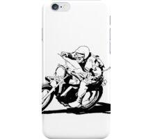 Husqvarna Vintage Motorcycle iPhone Case/Skin