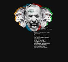 Charles Bukowski 3 Unisex T-Shirt