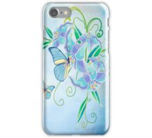 Blue Butterfly! SALE! iPhone Case/Skin