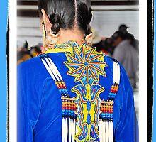 Ceremonial Regalia (Pow Wow Series) by Dyle Warren