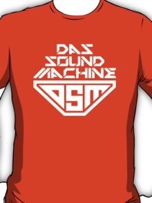 Das Sound Machine DSM Logo T-Shirt - Pitch Perfect T-Shirt