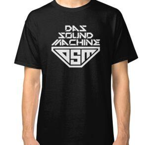 das sound machine shirt