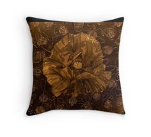 Psychedelic 2 Throw Pillow