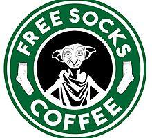 Free Socks Coffee by AliyaStorm