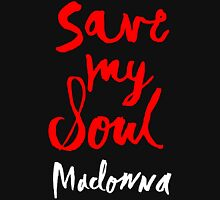 SAVE MY SOUL Womens Fitted T-Shirt