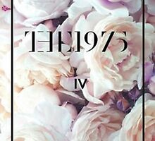 The 1975 floral  by lasertrap