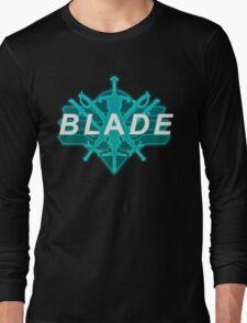 Xenoblade X- Blade Logo Long Sleeve T-Shirt