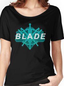 Xenoblade X- Blade Logo Women's Relaxed Fit T-Shirt