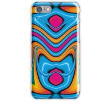 Blue Yoga iPhone Case/Skin