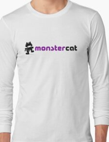 Monstercat Logo Long Sleeve T-Shirt