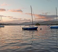 Windermere Sunset by SteveMG