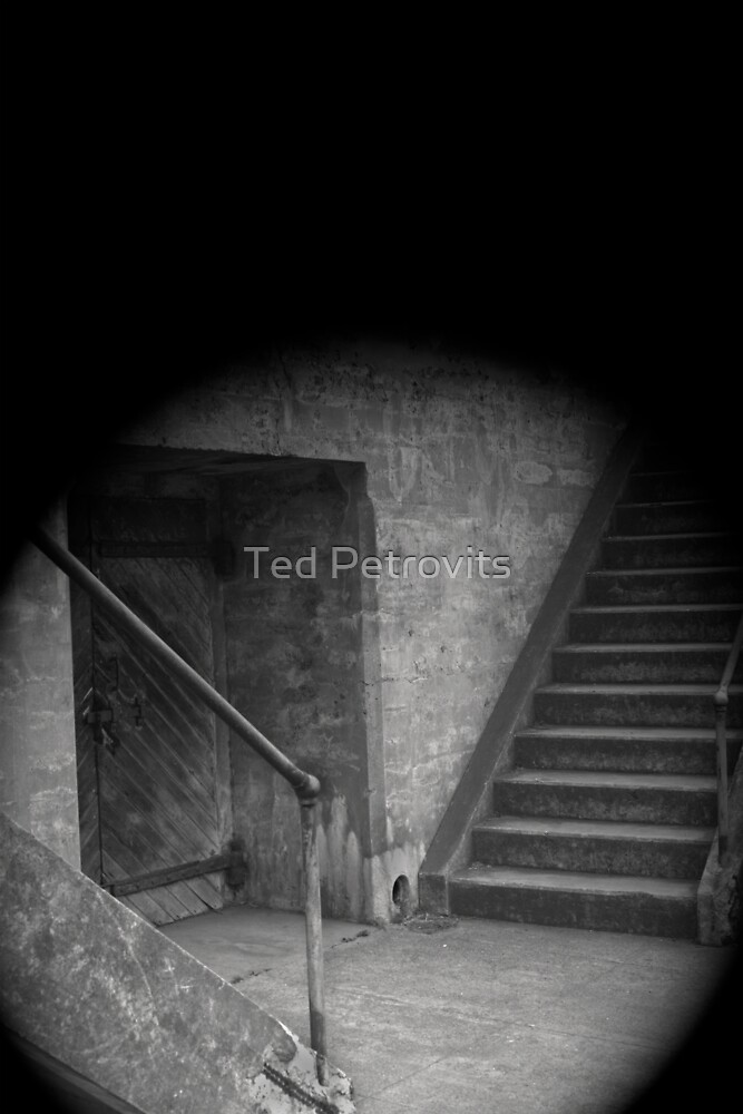 Through the keyhole of my world. by Ted Petrovits