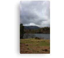 Lake District Views Canvas Print