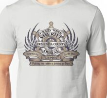 Sheriff of Crazy Town Unisex T-Shirt