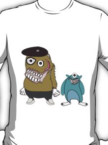 two little monsters T-Shirt