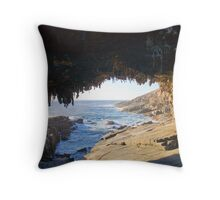 Admiral's Arch Throw Pillow