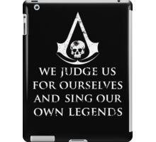 Assassins Creed Black Flag iPad Case/Skin