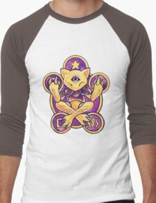Abra Men's Baseball ¾ T-Shirt