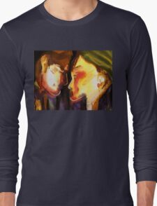 Two Heads, One Heart Long Sleeve T-Shirt