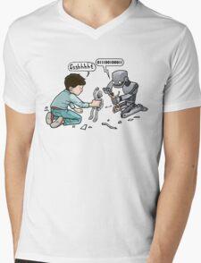 Playtime Mens V-Neck T-Shirt