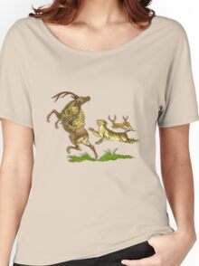 Nature. Women's Relaxed Fit T-Shirt