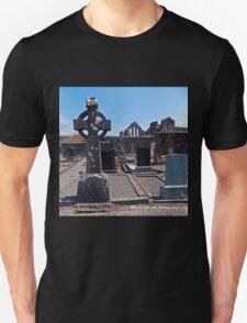 Ireland - Celtic Cross and Church T-Shirt