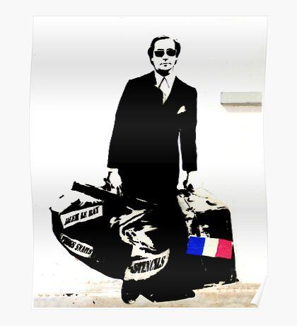 Blek Le Rat  Poster