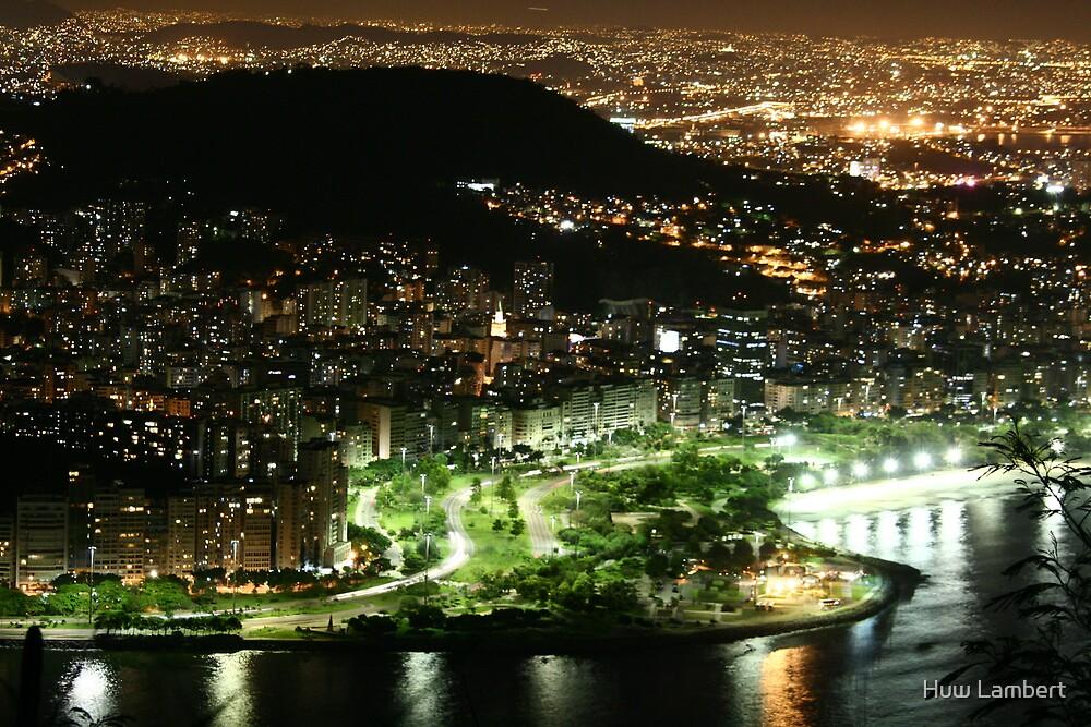 Rio De Janeiro by Huw Lambert