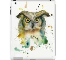 Ivan the Owl iPad Case/Skin