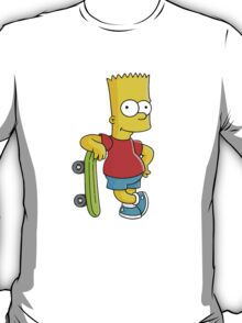 the simpson col sketboard T-Shirt