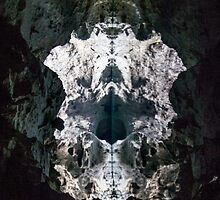 Fractal Reflection by cemerenay