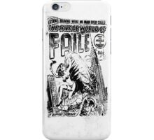 Extra ! The savage world of FAILE iPhone Case/Skin