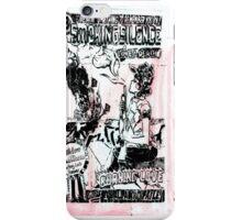 Smoking Silence  iPhone Case/Skin