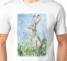 Thistle the hare Unisex T-Shirt