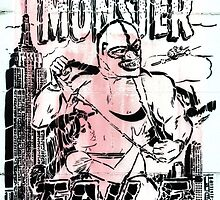 Fear made him a monster, FAILE made him a man  by areyarey