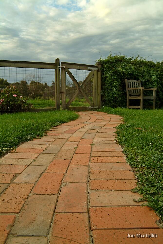 Up The Garden Path by Joe Mortelliti