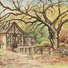 British Countryside by morgansartworld