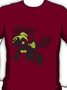 Light Green Male Inkling - Splatoon T-Shirt