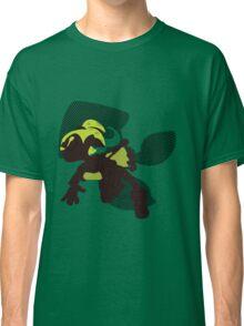 Light Green Male Inkling - Splatoon Classic T-Shirt