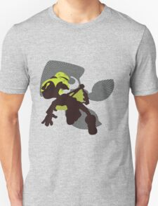 Light Green Male Inkling - Splatoon Unisex T-Shirt
