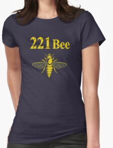 221Bee Womens Fitted T-Shirt