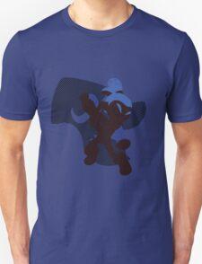 Dark Blue Male Inkling - Sunset Shores T-Shirt