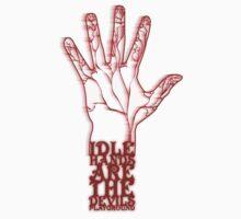 Idle Hands by ShoKkaZ