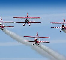 Guinot Wingwalkers 4 Ship by Colin J Williams Photography