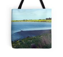 Canola crop Tote Bag