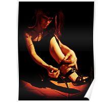 Feminine Touch... Poster