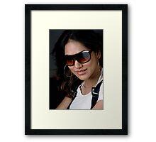 Chandani -II Framed Print