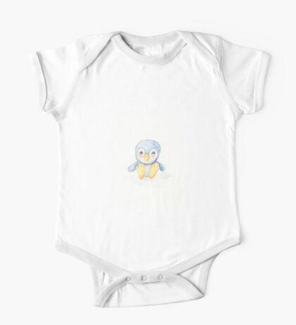 Sweet filo penguin One Piece - Short Sleeve